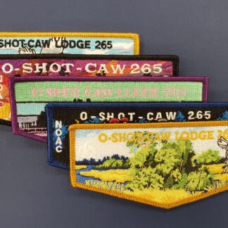 O-SHOT-CAW LODGE